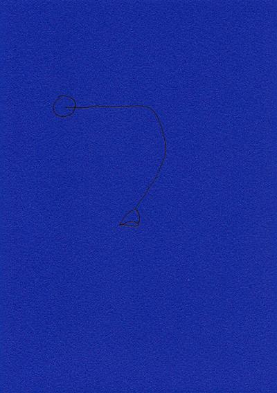 Dessins pr textes 8 - Chambre bleu fonce ...