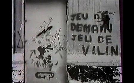 En Remontant La Rue Vilin Robert Bober
