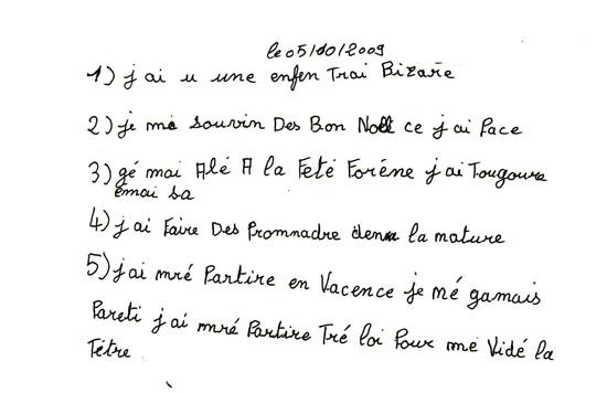 Pierre Antoine Villemaine Oser écrire 1 Remuenet